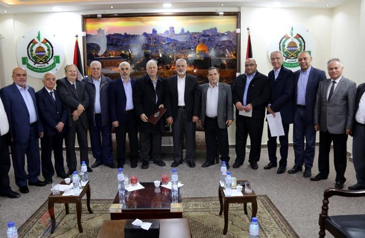 هآرتس: جهود إسرائيلية لمنع مشاركة حماس في الانتخابات بالضفة
