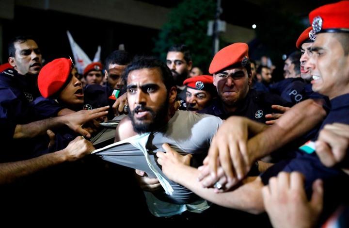 العمل الإسلامي: ما جرى لمعلمي الأردن يوم أسود وعبث سياسي