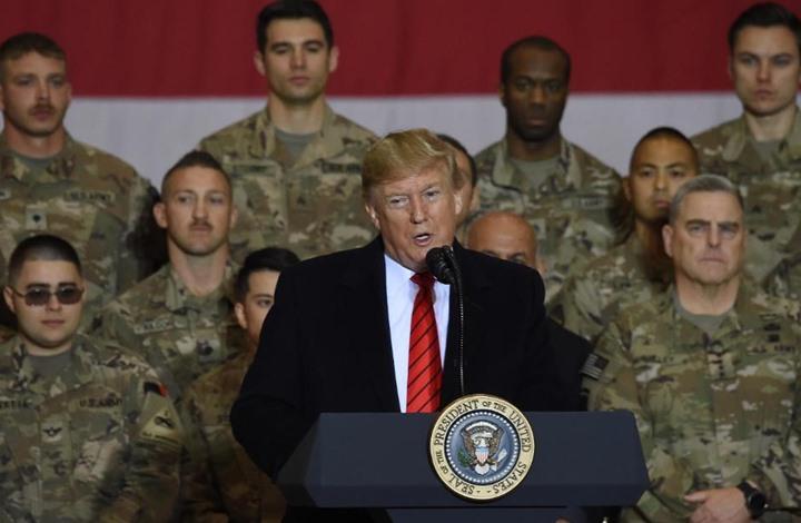 هكذا حافظ البيت الأبيض على سرية زيارة ترامب لأفغانستان