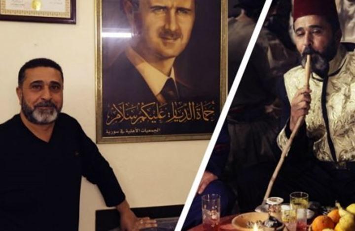 """فنان سوري موال للنظام يبكي على الهواء بسبب """"الفقر"""" (شاهد)"""