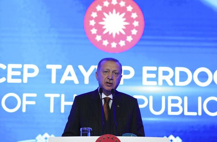 أردوغان: سننفذ اتفاقنا مع ليبيا ونواصل التنقيب شرق المتوسط