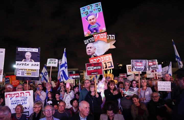 """خبراء إسرائيليون: فساد نتنياهو يعرض """"إسرائيل"""" للخطر والفشل"""