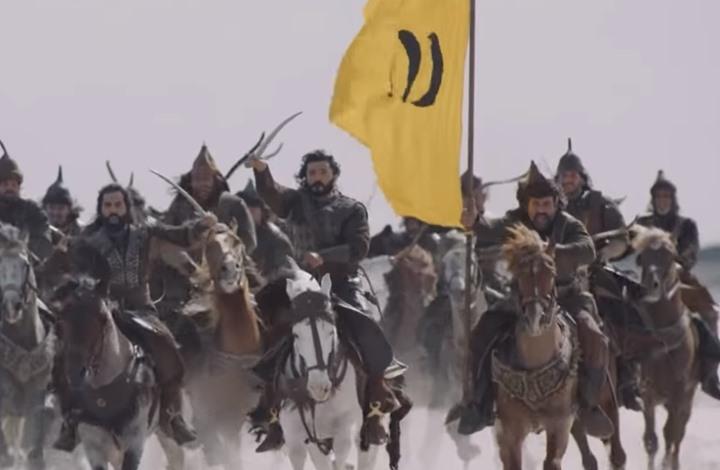 """هل يلاقي """"ممالك النار"""" الخليجي نجاح """"قيامة أرطغرل"""" التركي؟"""