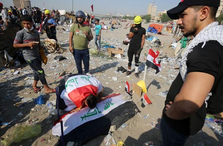 حصار الموانئ ومنشآت النفط يربك حكومة العراق.. كم الخسائر؟
