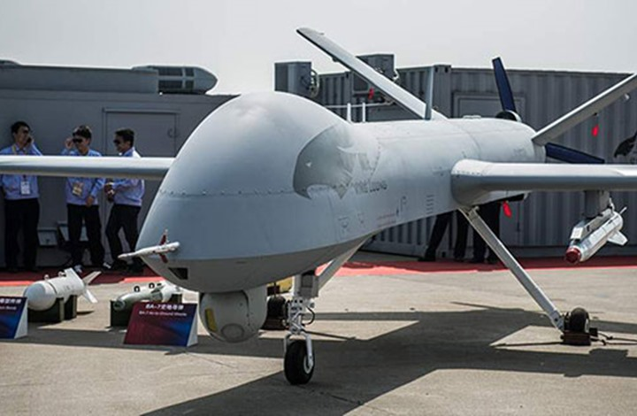 """""""إسبر"""": الصين تصدّر طائرات مسيرة فتاكة للشرق الأوسط"""