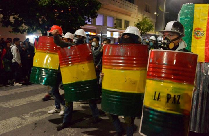 محاولة انقلاب في بوليفيا.. ووحدات من الشرطة تعلن التمرد