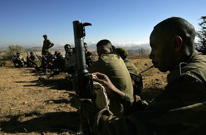 """جماعة مسلحة بإثيوبيا تسيطر على إقليم يقع فيه """"سد النهضة"""""""