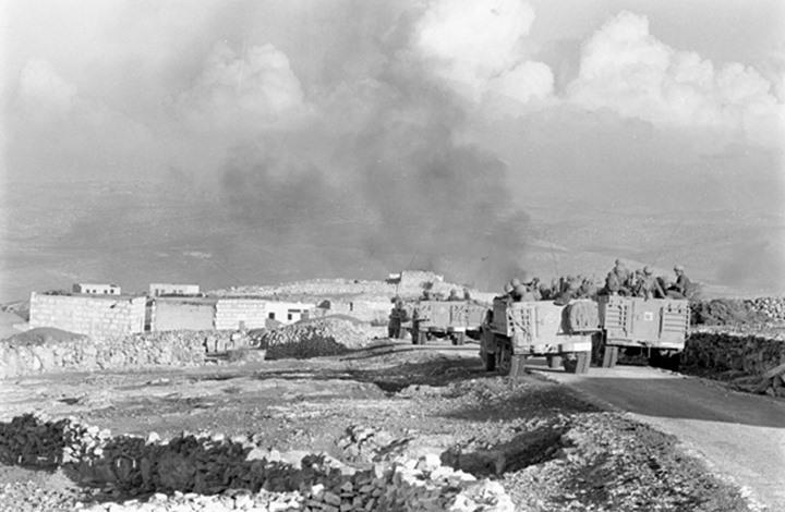 معركة السموع.. أثارت انتقادات عالمية ومهدت لحرب 1967