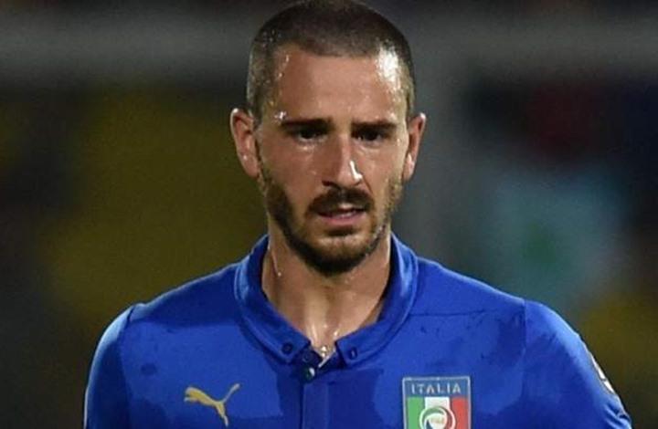 بونوتشي يغادر معسكر منتخب إيطاليا بسبب الإصابة