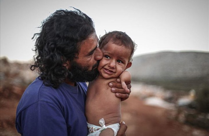 تركيا تساهم بتحقيق أمنية والد طفل سوري.. قصته مؤثرة
