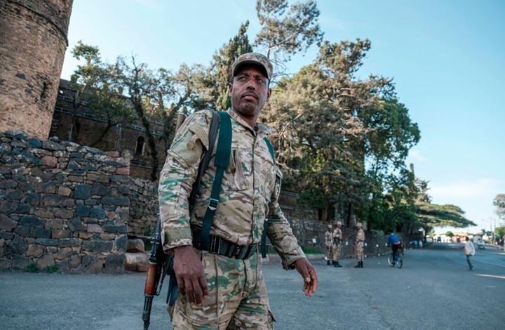 """إثيوبيا تتقدم في """"تيغراي"""" وضغوط دولية لإنهاء الأزمة"""