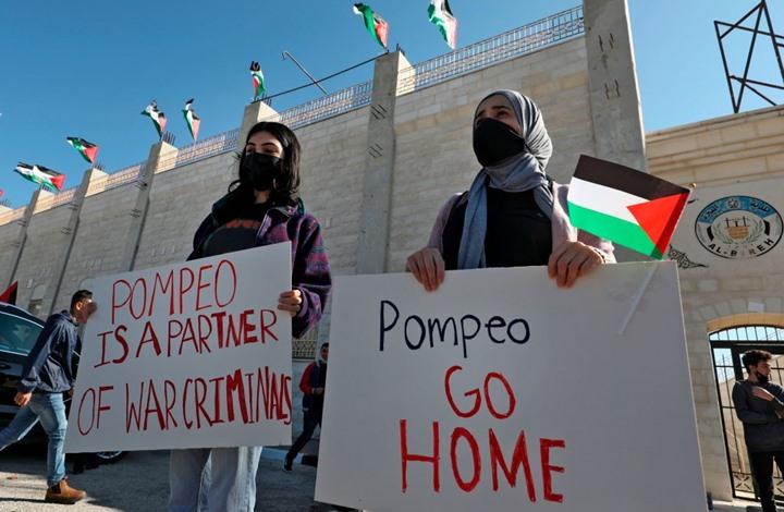 40 نائبا أمريكيا يستهجنون صمت بومبيو على انتهاكات إسرائيل