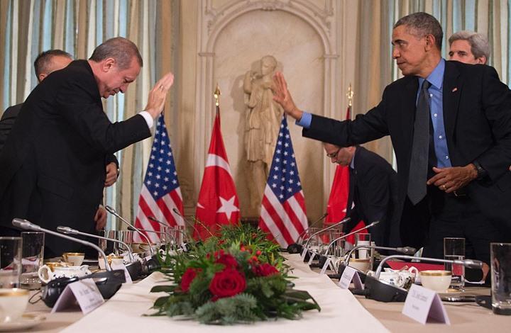 """ماذا قال أوباما عن أردوغان وتركيا في كتابه """"أرض الميعاد""""؟"""