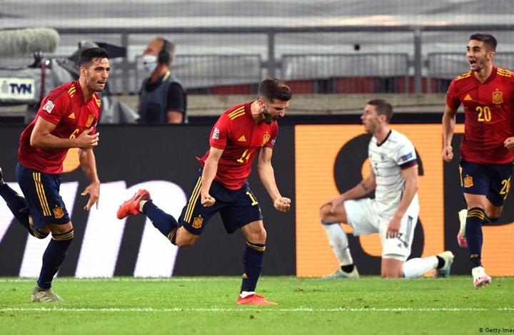 فرنسا والبرتغال تحققان فوزا مهما وإسبانيا تسحق ألمانيا بسداسية