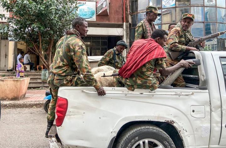 """أديس أبابا تتهم """"تيغراي"""" بجرائم.. والإقليم ينفي سقوط """"أكسوم"""""""