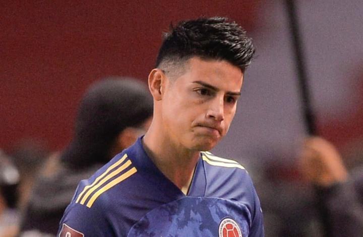 رودريغيز يكشف حقيقة الخلافات داخل منتخب كولومبيا