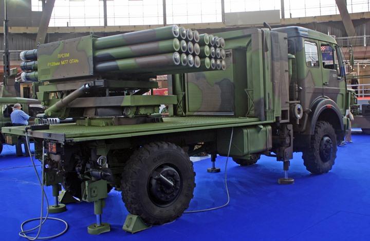 إعلام روسي: الإمارات زودت حفتر بمنظومة دفاع جوي جديدة