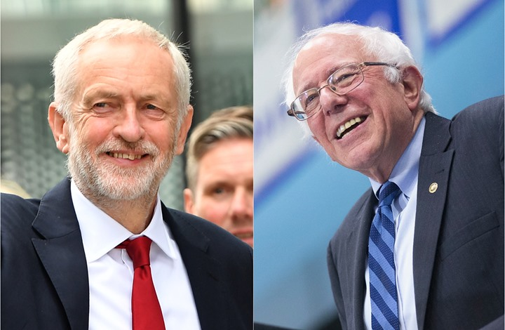 """تليغراف: اليسار تحول لنموذج كوربين في الموقف من """"إسرائيل"""""""