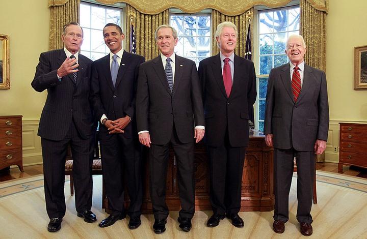 8 امتيازات لرؤساء أمريكا بعد ترك المنصب (إنفوغراف)