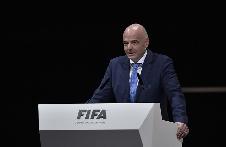 """رئيس """"فيفا"""" يؤكد: مونديال قطر سيكون أفضل """"كأس عالم"""" بالتاريخ"""