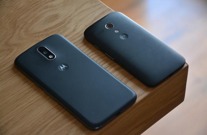 شركة موتورولا تكشف مزايا هاتفها الجديد للفئة المتوسطة