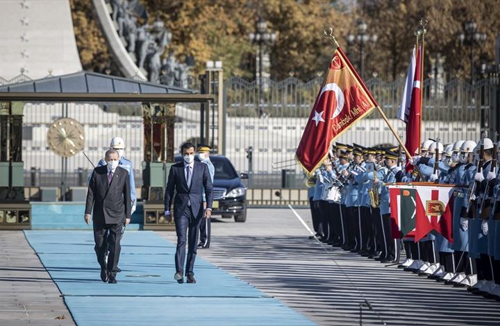 تركيا وقطر تبرمان 10 اتفاقيات بمجالات عدة أبرزها اقتصادية
