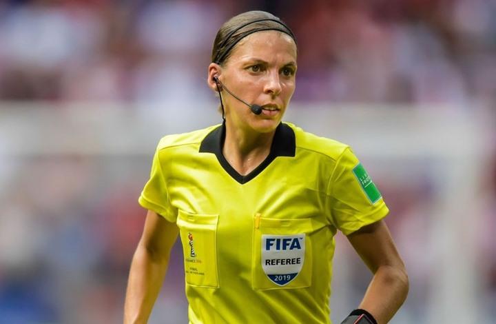 لأول مرة.. تعيين امرأة لقيادة مباراة بدوري الأبطال