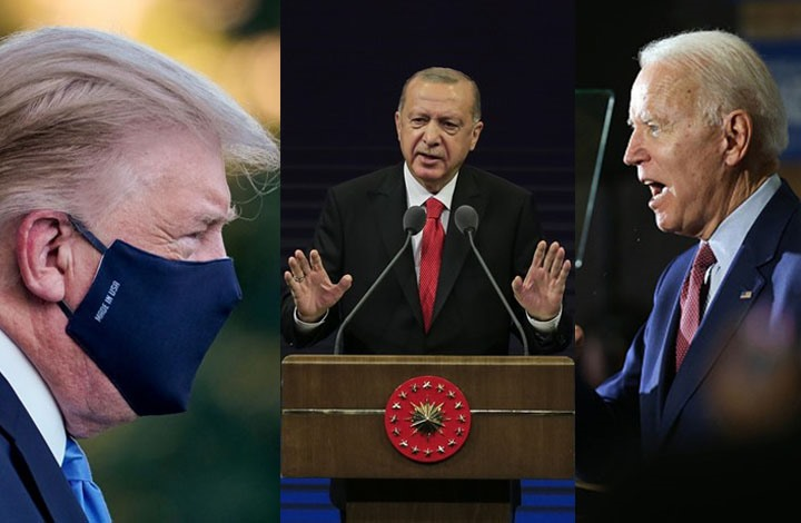 ما الفرق بين بايدن وترامب بشأن القضايا الشائكة مع تركيا؟
