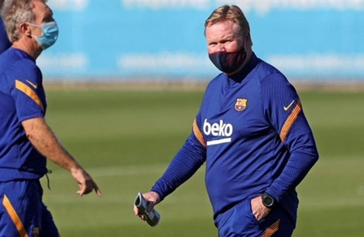 """مدرب برشلونة مهدد بالإيقاف 12 مباراة في """"الليغا"""".. لماذا؟"""