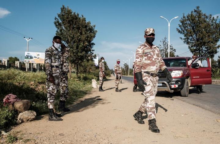منظمة حقوقية تطالب إثيوبيا بالإفراج عن معتقلين إريتريين