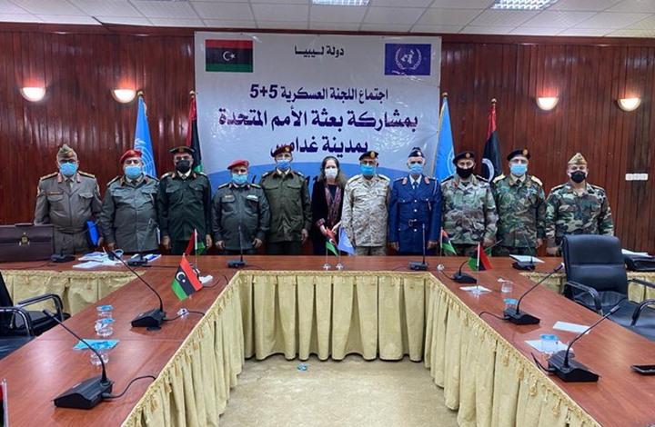 """الجيش الليبي يقدم شروطا لعقد مباحثات """"5+5"""" بسرت"""