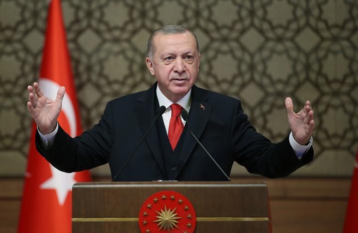 أردوغان: ماضون نحو مرحلة صعود جديدة اقتصاديا وديمقراطيا