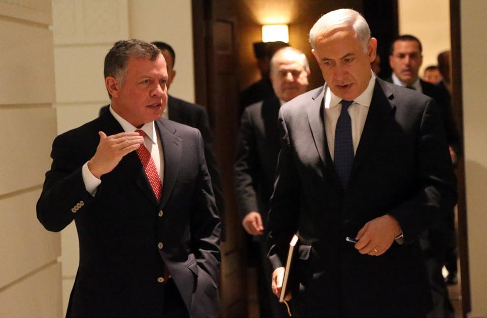 هآرتس: ملك الأردن يؤيد الفدرالية مع الفلسطينيين