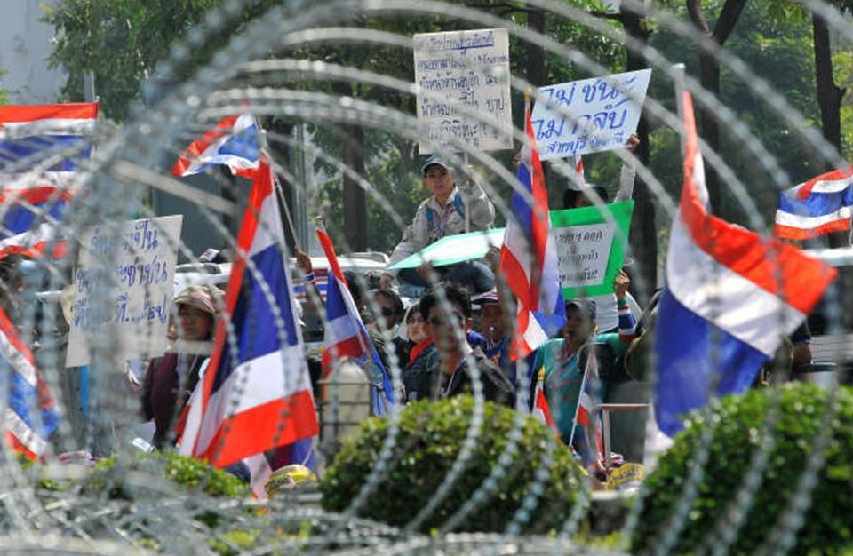 الجيش التايلاندي ينشر قوات إضافية قبل الانتخابات