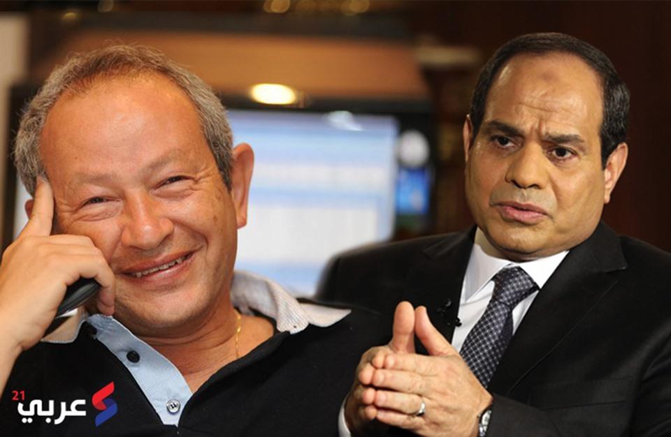 عادل حمودة: معركة مصر القادمة بين ساويرس والسيسي