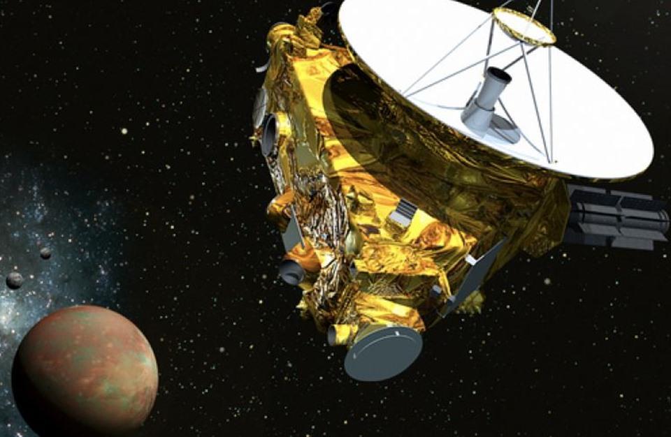 بعد 9 سنوات بالفضاء .. مركبة فضائية تصل بلوتو
