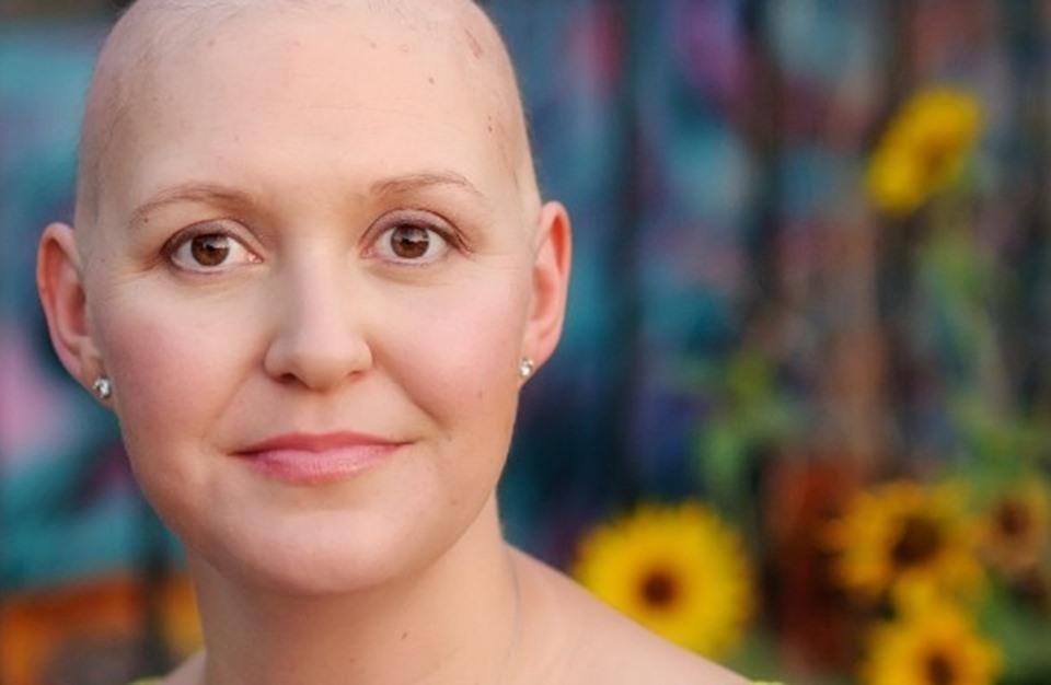 مريض السرطان في مراحله الاخيرة