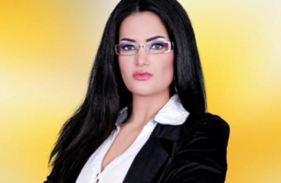 الراقصة سما المصري تترشح لانتخابات مجلس الشعب (فيديو)