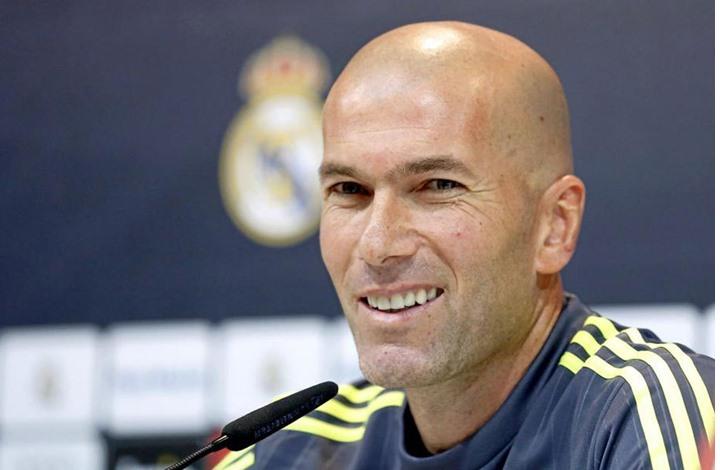 زيدان يزف الخبر السار لعشاق ريال مدريد قبل مباراة سلتا فيغو