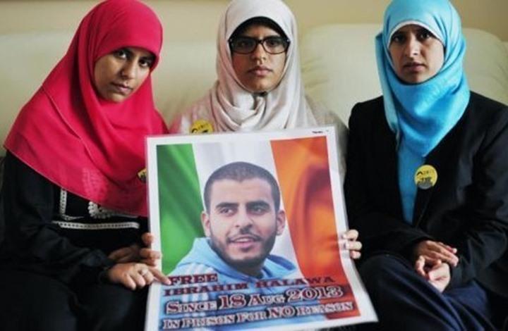 وفد إيرلندي يلتقي السيسي للمطالبة بالإفراج عن معتقل مصري