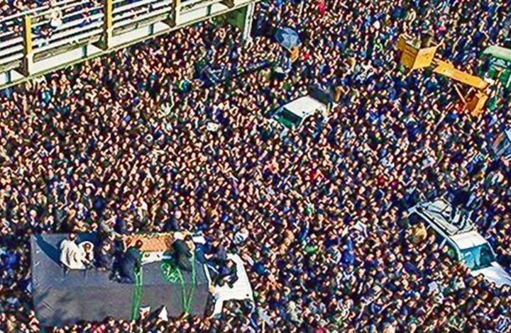 التايمز: كيف تحوّلت جنازة رفسنجاني إلى مظاهرة ضد النظام؟