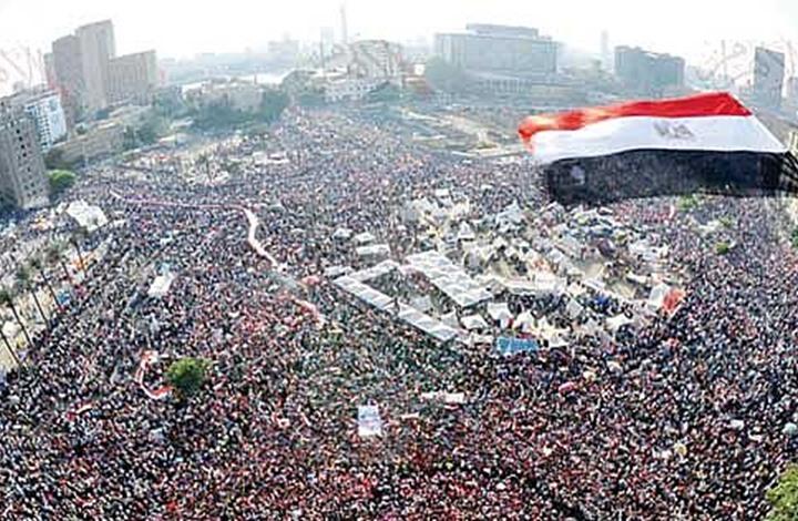 """""""العمل الوطني"""" تعلن دعمها لكل أشكال الحراك الثوري بمصر"""