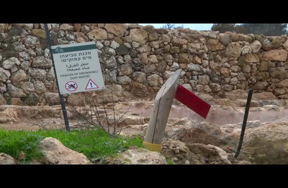"""""""الحنية"""" في بيت لحم.. نبع يعكر صفوه الاحتلال"""