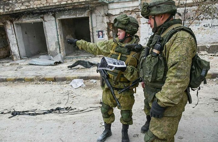 محلل عسكري يكشف حقيقة الشرطة العسكرية الروسية بحلب