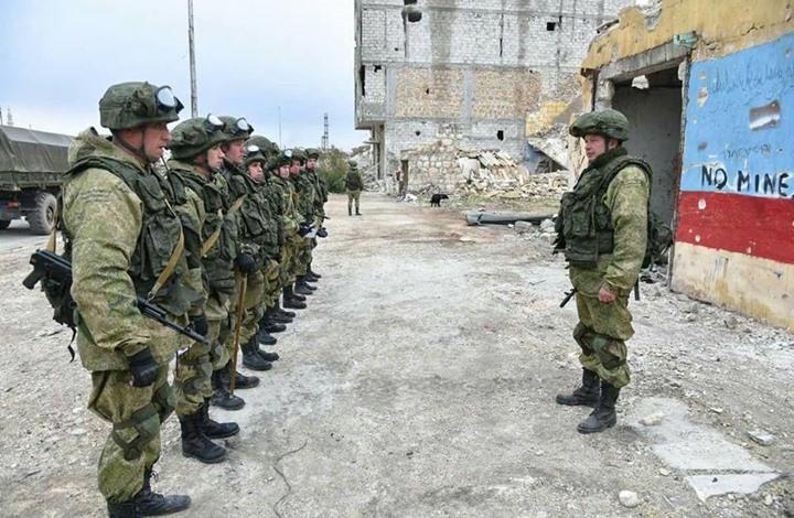 صحيفة روسية: أجانب بالجيش الروسي لإرسالهم للشرق الأوسط