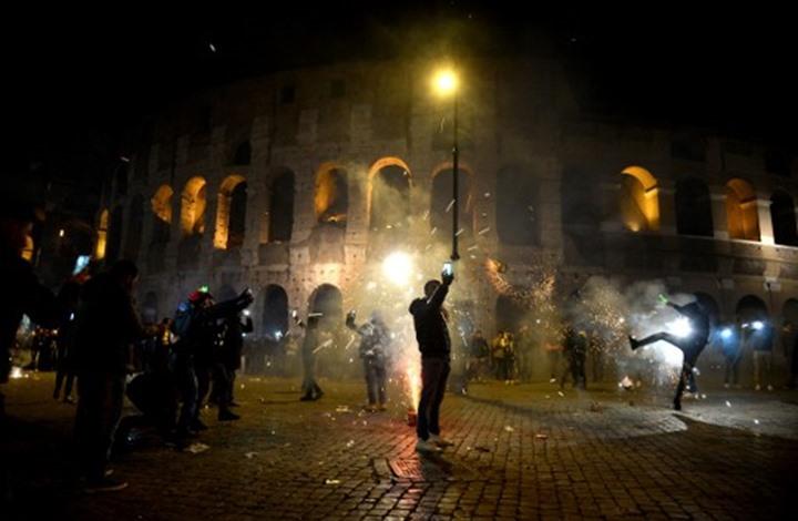 مقتل شرطي إيطالي بتفجير عدّه اليمين المتطرف سياسيا