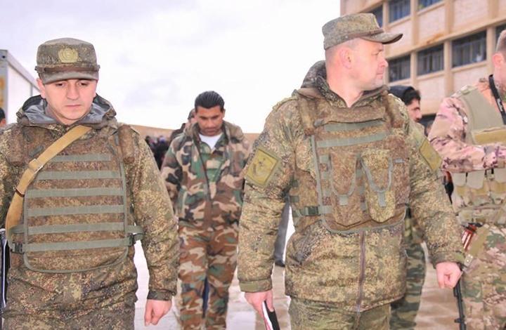 روسيا تشكّل فيلقا بسوريا وتغري الموالين للالتحاق به