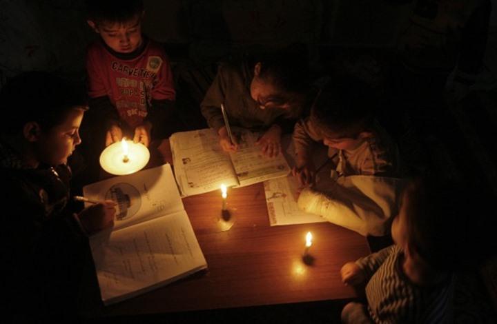تحذيرات من  كارثة إنسانية  بغزة بسبب استمرار انقطاع الكهرباء