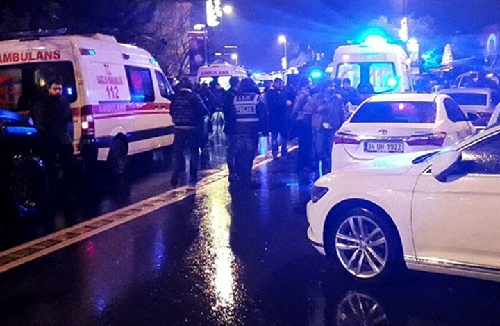 (صور+فيديو) ليلة دامية في اسطنبول 39 قتيلا 16 منهم أجانب