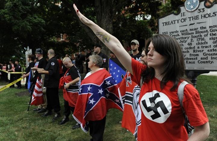 """موقع للنازيين الجدد يدعو لمسيرة مسلحة ضد اليهود بـ""""مونتانا"""""""